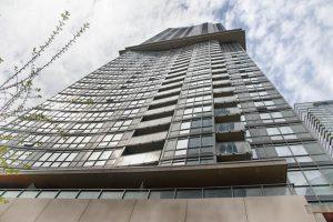 Épület fotó felhőkarcoló